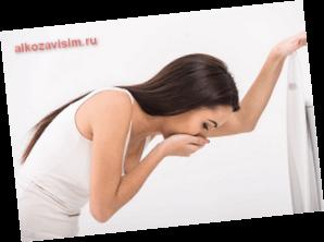 Алкогольное отравление симптомы