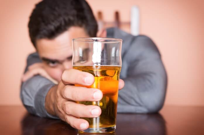 стадии алкоголизма